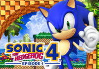 SONIC THE HEDGEHOG 4 Episode �T