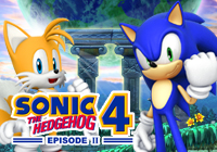 SONIC THE HEDGEHOG 4 Episode �U