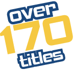over170titles!